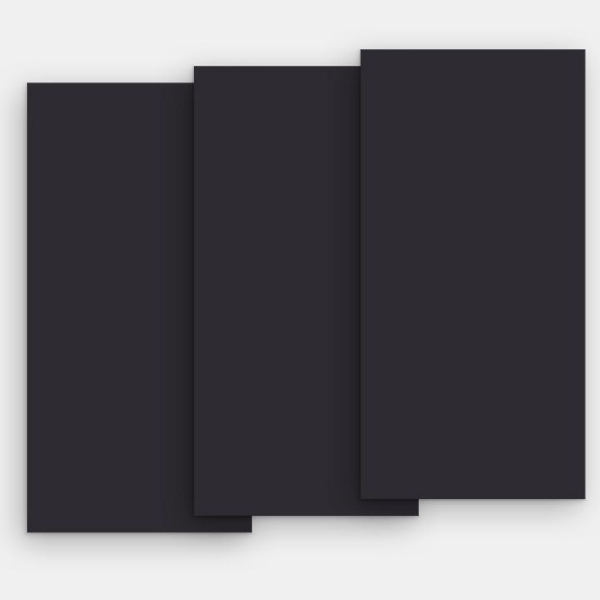 porslim chromocode 3D ivory black