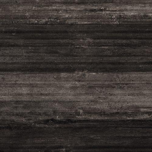 porslim ecocrete weathered black rigato